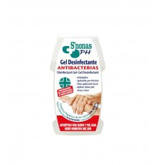 Snonas Gel Health Hydroalcoholic Antiseptic For Hands 100 ml Pocket