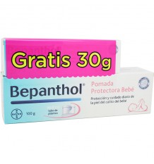 Bepanthol Baby Protective Ointment 100 g Gift 30 g