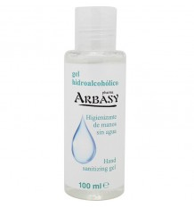 Arbasy Gel Hidroalcoholico hand sanitizer 100 ml