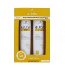 Heliocare 360 Airgel de Pulvérisation Duplo 2x200ml