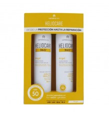 Heliocare 360 Airgel Spray Duplo 2x200ml