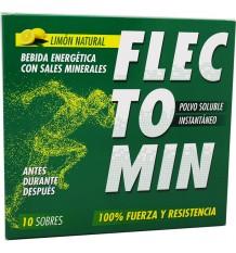 Flectomin 10 Enveloppes De Citron Naturel