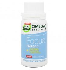 Enerzona Omega 3 Focus 42 Cápsulas