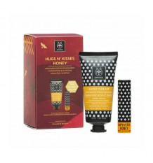 Apivita Cream Hands Hyaluronic Acid Balsamo Honey Pack