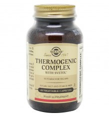Solgar Thermogenic Complex 60 Capsules