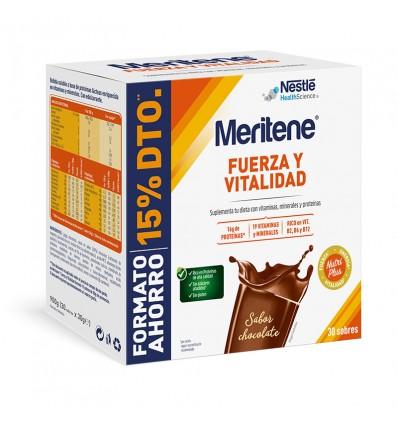 Meritene Chocolate Duplo 30 Sobres oferta