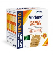 Meritene Cafe descafeinado Duplo 30 sobres