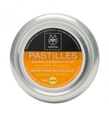 Apivita Pastillas Propoleo y Regaliz 45 g
