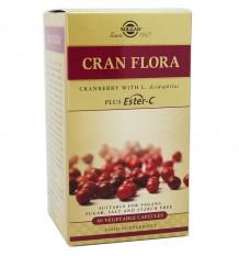 Solgar Cran Flora 60 Capsulas