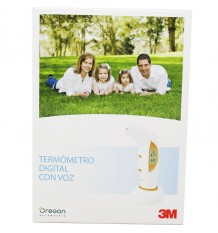 3M Termometro Digital voice Infrared
