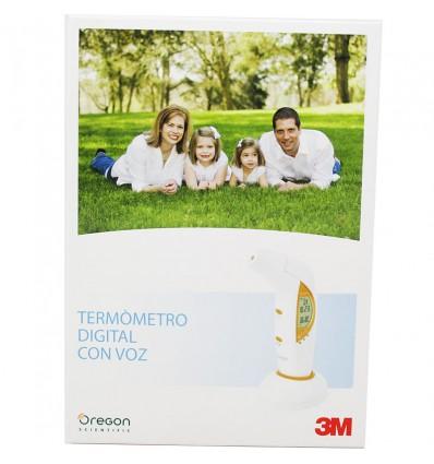3M Termometro Digital voice Infrared