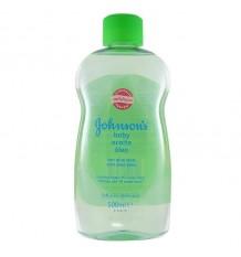 Johnsons Óleo Baby Aloe Vera 500 ml