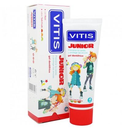 Vitis Junior Gel Tutti Frutti 75 ml
