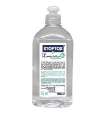 Stoptox Gel Hidroalcoholico Desinfetante 500 ml