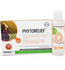 Phytorelief 36 Tablets + Gel Antiseptic 60 ml