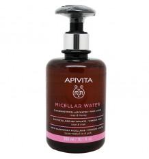 Apivita Solution Micellaire Rose Miel 300 ml