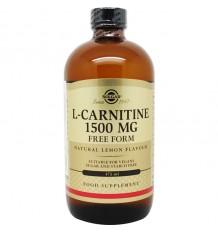Solgar L-Carnitina 1500 mg Limon 473 ml
