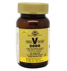 Solgar Formula Vm-2000 60 Comprimidos