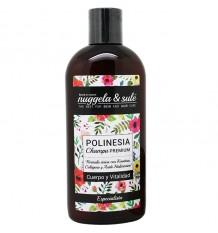 Nuggela Sule Shampoo-Polynesien Keratin 250 ml