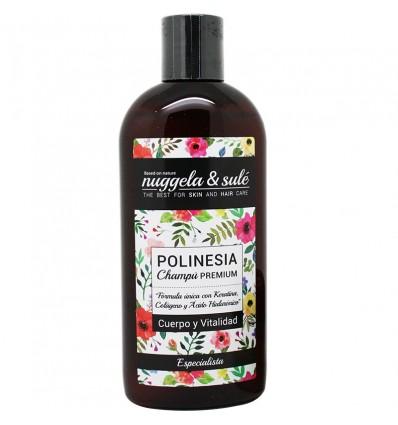 Nuggela Sule Shampoo Polynesia Keratin 250 ml
