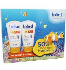 Ladival Enfants 50 de Crème 150 ml Duplo Promotion