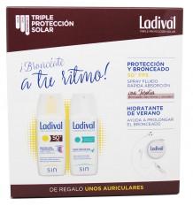 Ladival 50 Protection et Bronzage + Hydratant Été 150ml