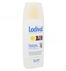 Ladival 30 Protection et de Pulvérisation de Bronzage 150 ml