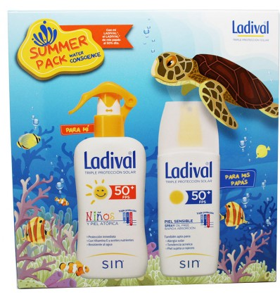 Ladival Summer Pack Spray Pack