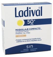 Ladival 50 sans Huile Compact Sable 10g