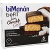 Bimanan Befit Barrita Chocolate Coco 6 Unidades