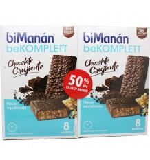 Bimanan Bekomplett Barrita Chocolate Crujiente Duplo Promocion