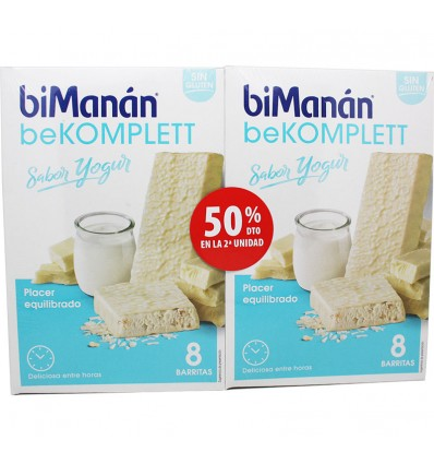 Bimanan Bekomplett Bar Yogurt Duplo Promotion