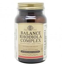 Rhodiola Solgar Balance Complex 60 Capsulas
