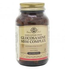 Glucosamina Msm Complex Solgar 60 Comprimidos