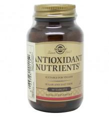 Nutrientes Antioxidantes Solgar 50 Comprimidos