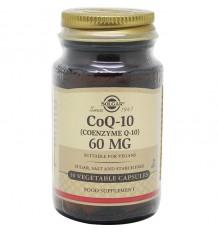 Solgar Coenzima Q10 60 mg 30 Capsulas