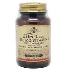 Ester C 1000 mg Solgar 30 Comprimidos