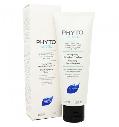 Phytodetox Champu Anticaspa Detoxificante 125 ml