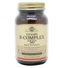 Solgar B Complex 50 100 Capsulas