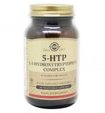 Solgar 5-HTP Hidroxitriptofano 90 Capsulas