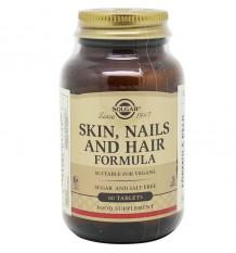 Solgar Hair Skin Nails 60 Tablets