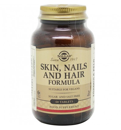 Solgar Haare Haut Nägel 60 Tabletten