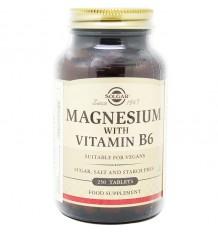 Solgar Magnesio B6 250 Comprimidos