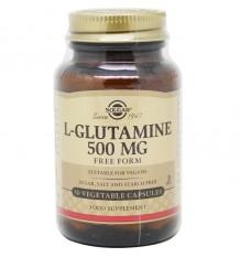 Solgar L-Glutamina 500mg 50 Capsulas