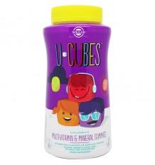 U Cubes Gummies 120 Gominolas Solgar