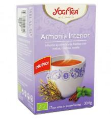 Yogi Tea Armonia Interior 17 Bolsitas