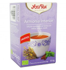 Yogi Tea Harmonie Intérieure 17 Sachets