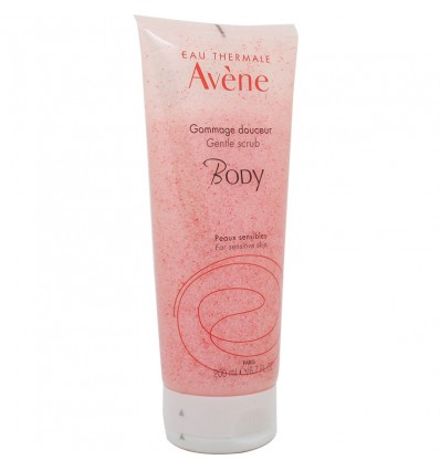 Avene Body Scrub Body Soft 200 ml