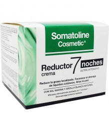 Somatoline Cosmetic 7 Noches Ultra Intensivo Crema 400 ml