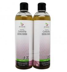Harmony Shampoo Onion Vinegar Apple Duplo 800 ml